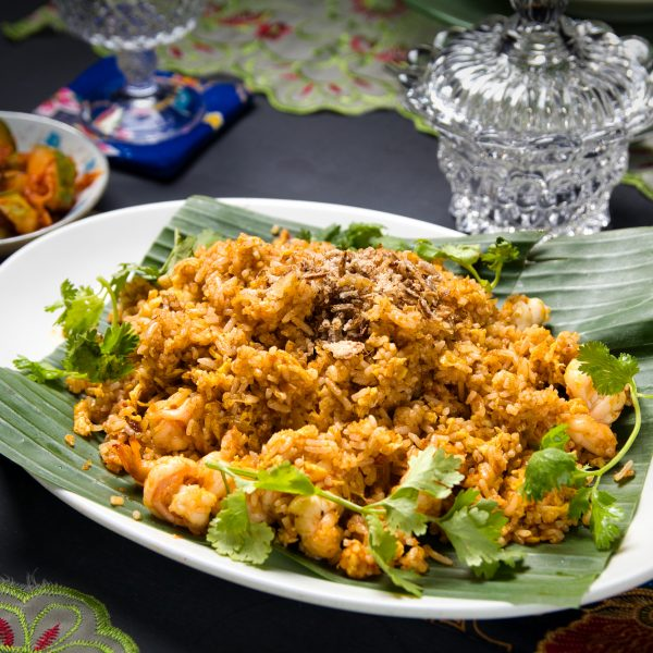 Seafood Sambal Fried Rice (S/L)
