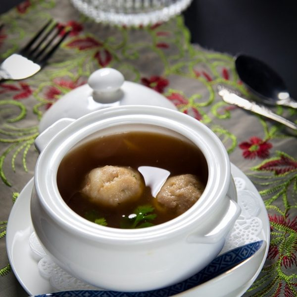 Sup Bakwan Kepiting