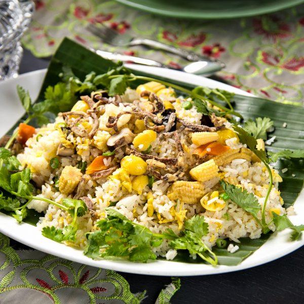 Veg Mixed Fried Rice
