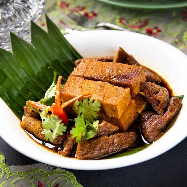 Tau Yu Tofu
